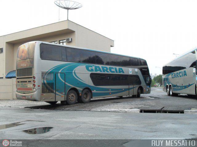 Onibus Da Empresa Viacao Garcia Carro 7010 Foto Na Cidade De
