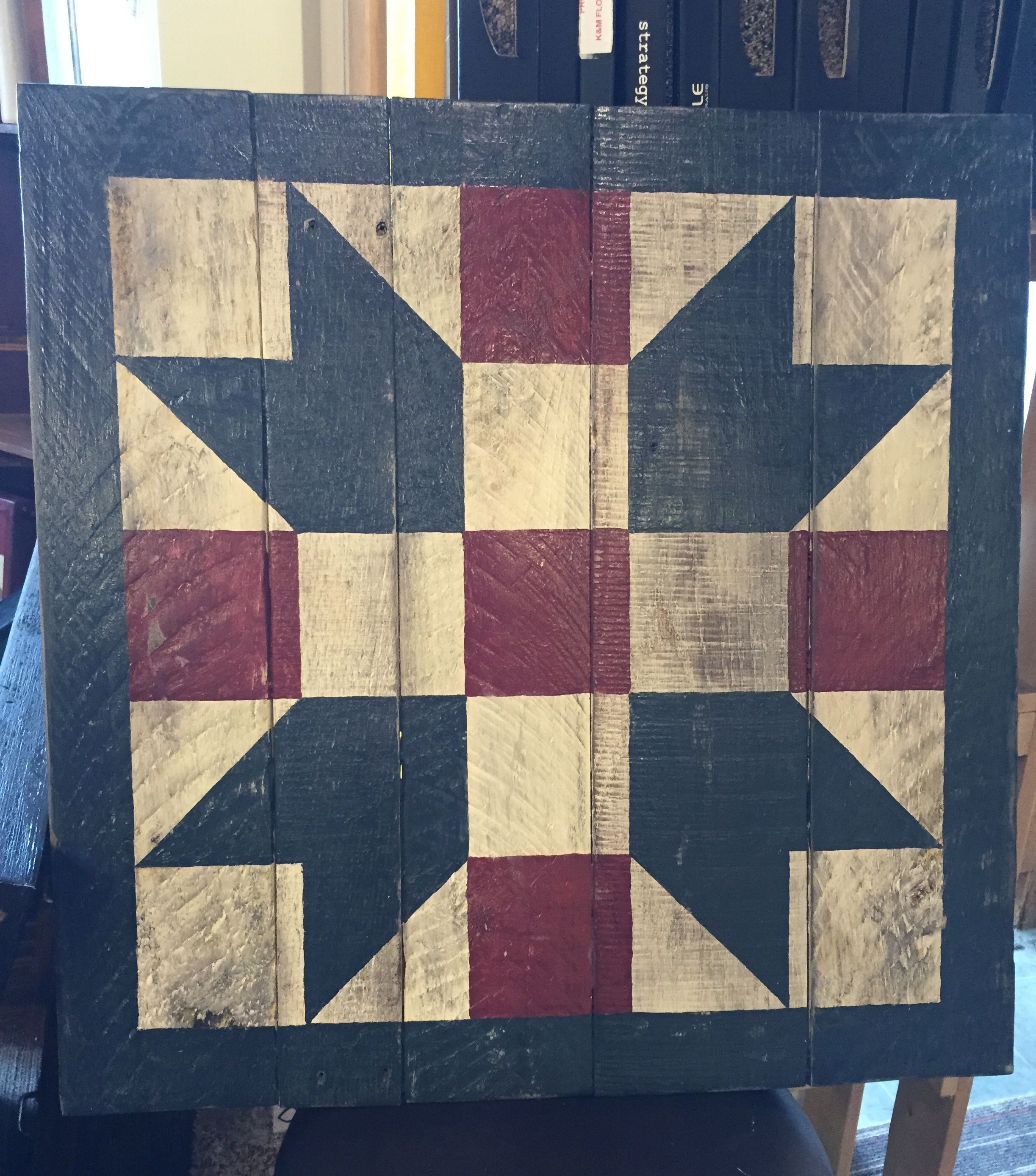 Father S Choice By Barn Quilts Of Wabash County Barn