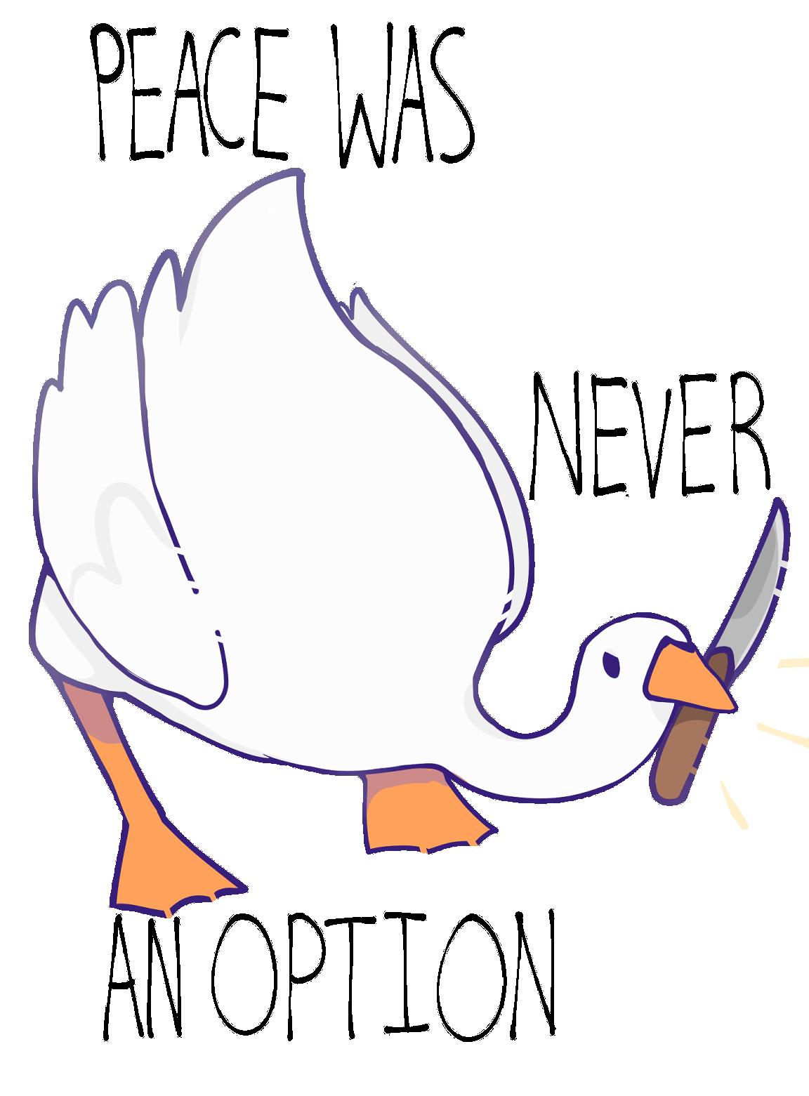 34++ Evil goose ideas
