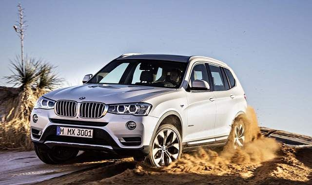 2015 bmw x3 build your own