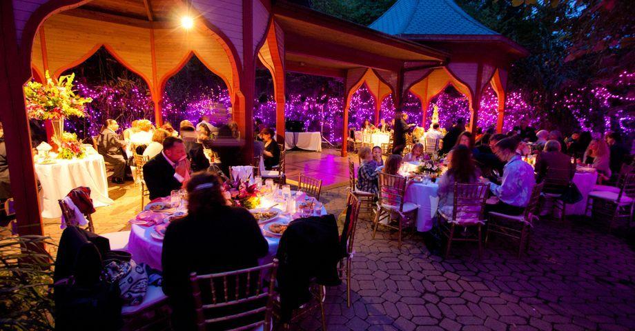 Cincinnati Zoo and Botanical Garden Ohio Wedding Venues The