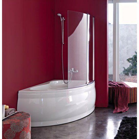vasca angolare doccia | arredo casa | pinterest | bagni, bagno e ... - Vasche Da Bagno Combinate Con Doccia