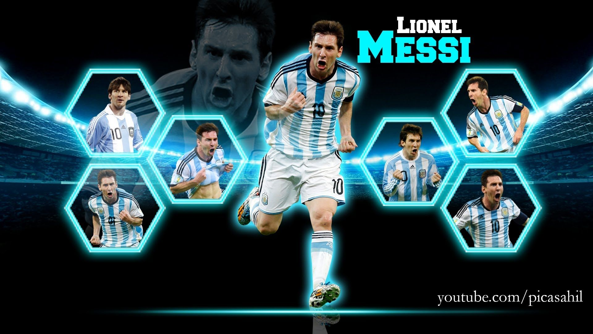 Messi Wallpaper Argentina Best Wallpaper Hd Team Wallpaper Argentina Football Team Argentina Football