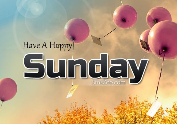 Sunday gud morning sms