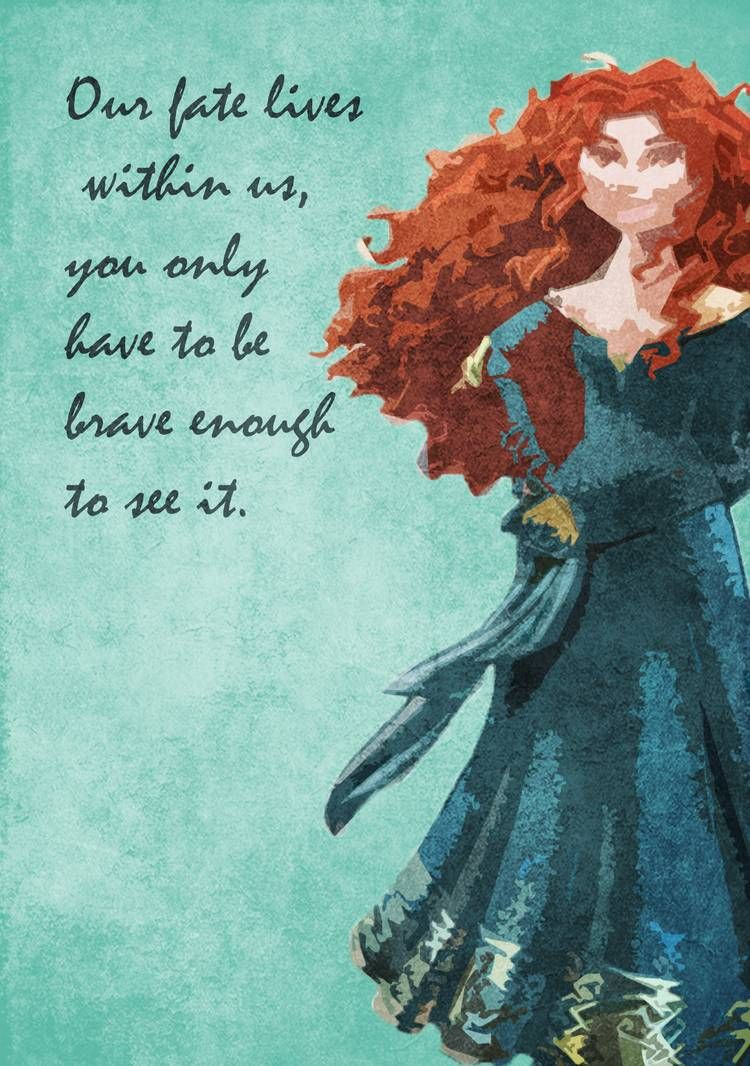 You Only Have To Be Brave Enough by 50ShadesOfNerd on DeviantArt