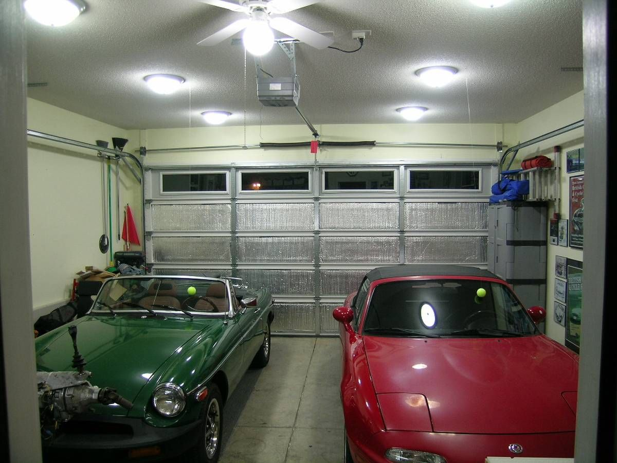Garage Ceiling Lights