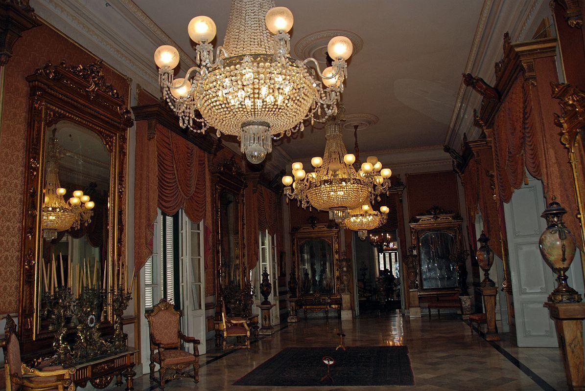 23 cuba old havana vieja palacio de los capitanes for Espejos salon