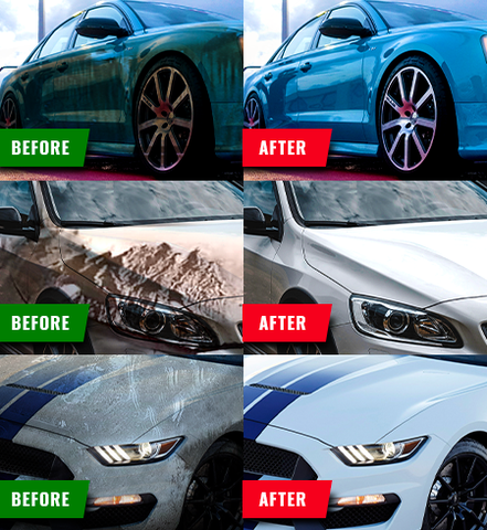 Shine Armor Fortify Quick Coat Ceramic Waterless Wash Shine Protect Car Coating Car Protection Waterless Car Wash