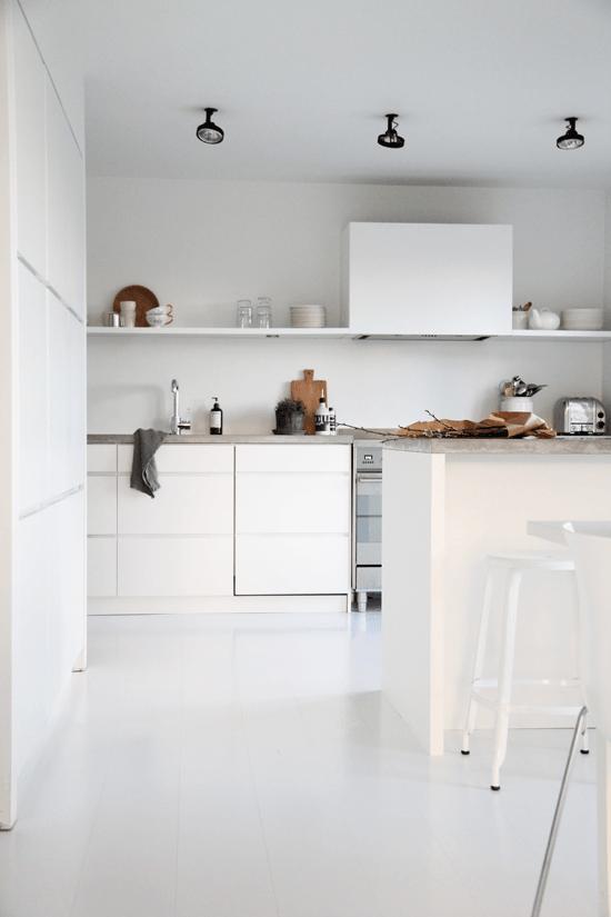 nuevo estilo nrdico minimalista cocinas