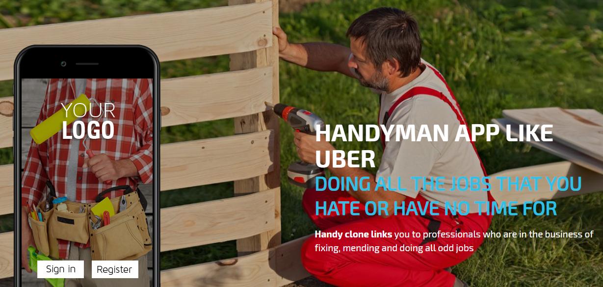 Uber for Handyman, Handyman App like Uber On Demand Handyman