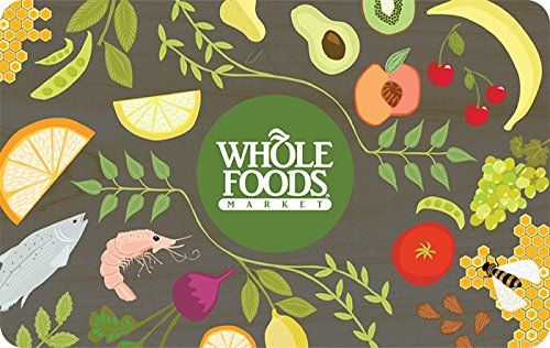 Whole Foods Market Gift Cards - E-mail Delivery: Amazon.com: Gift ...