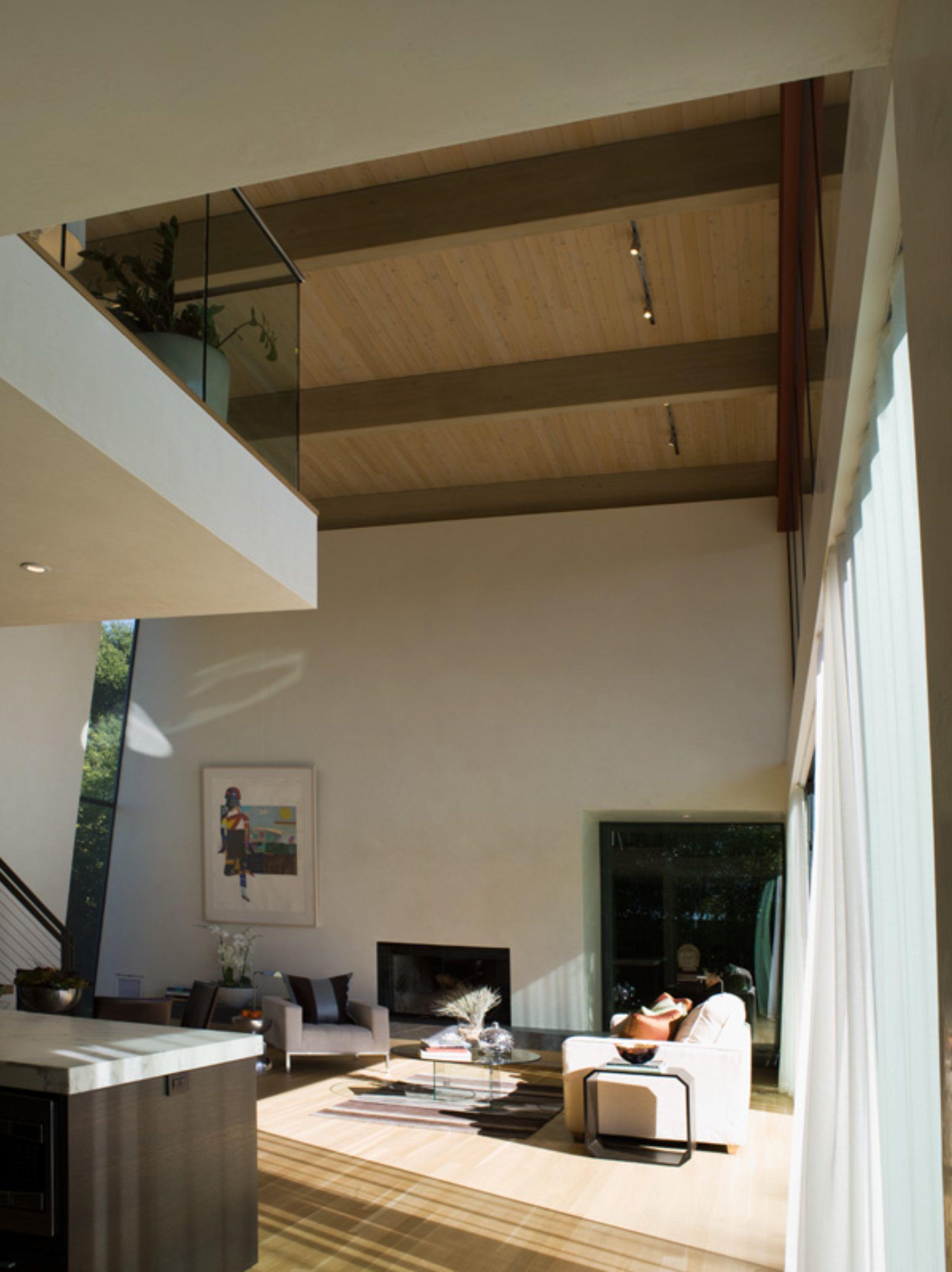 St Helena Retreat Butler Armsden Architects San Francisco