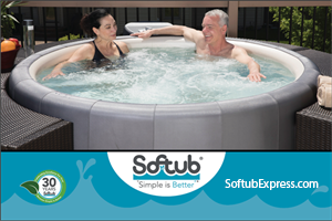 The Best Portable Hot Tub Money Can Buy Softub Express Buy Portable Hot Tubs Jacuzzis Portable Hot Tub Hot Tub Hot Tubs Saunas