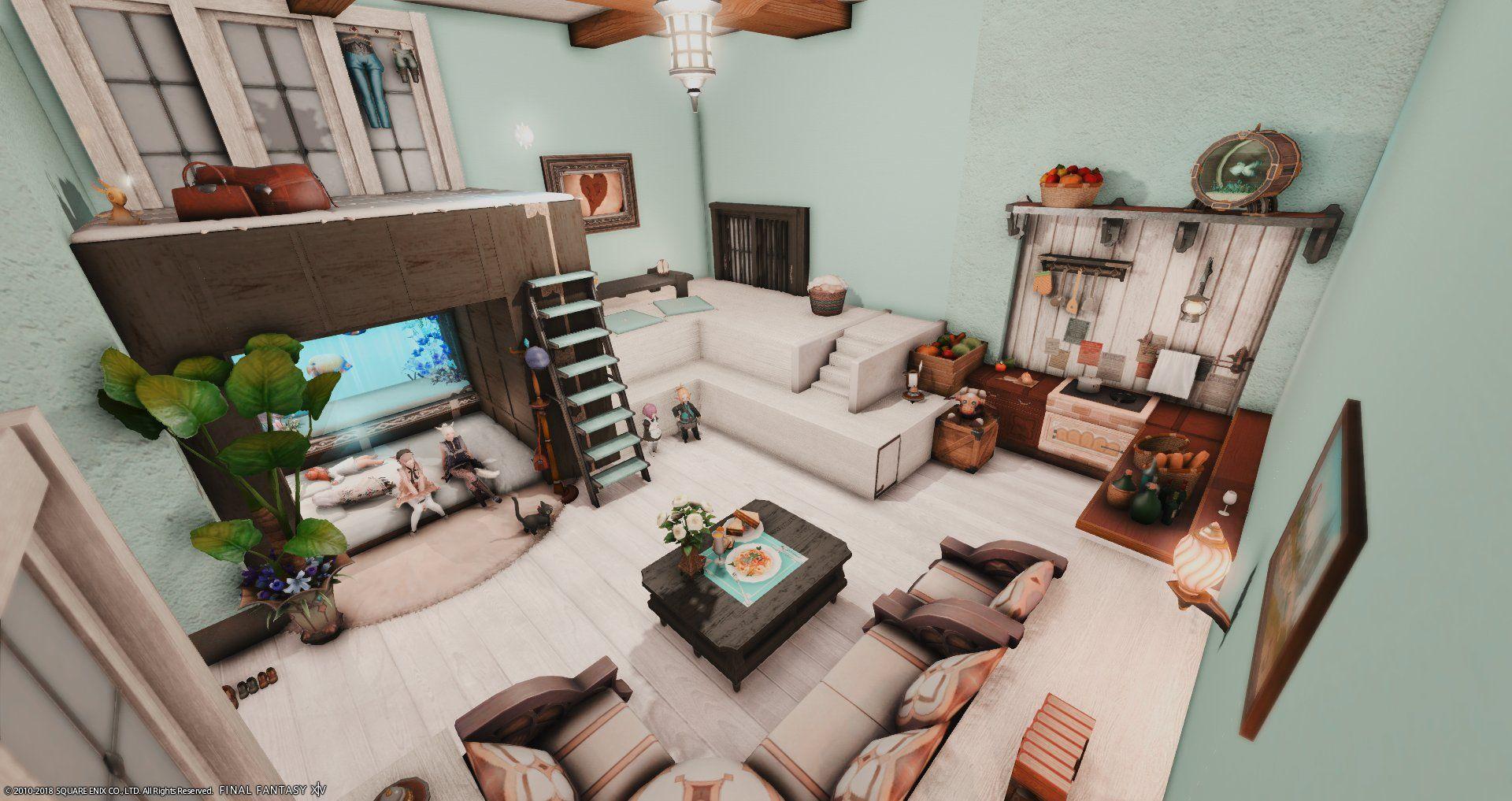 52 Ffxiv Housing Inspiration Ideas In 2021 Inspiration Final Fantasy Xiv Ff14