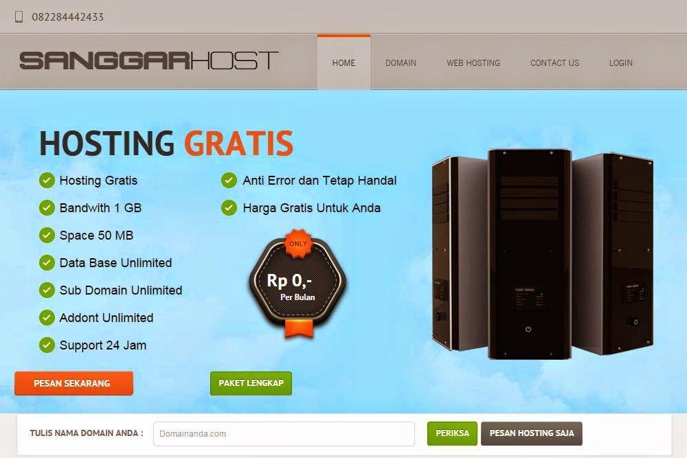 11++ Hosting indonesia murah berkualitas info