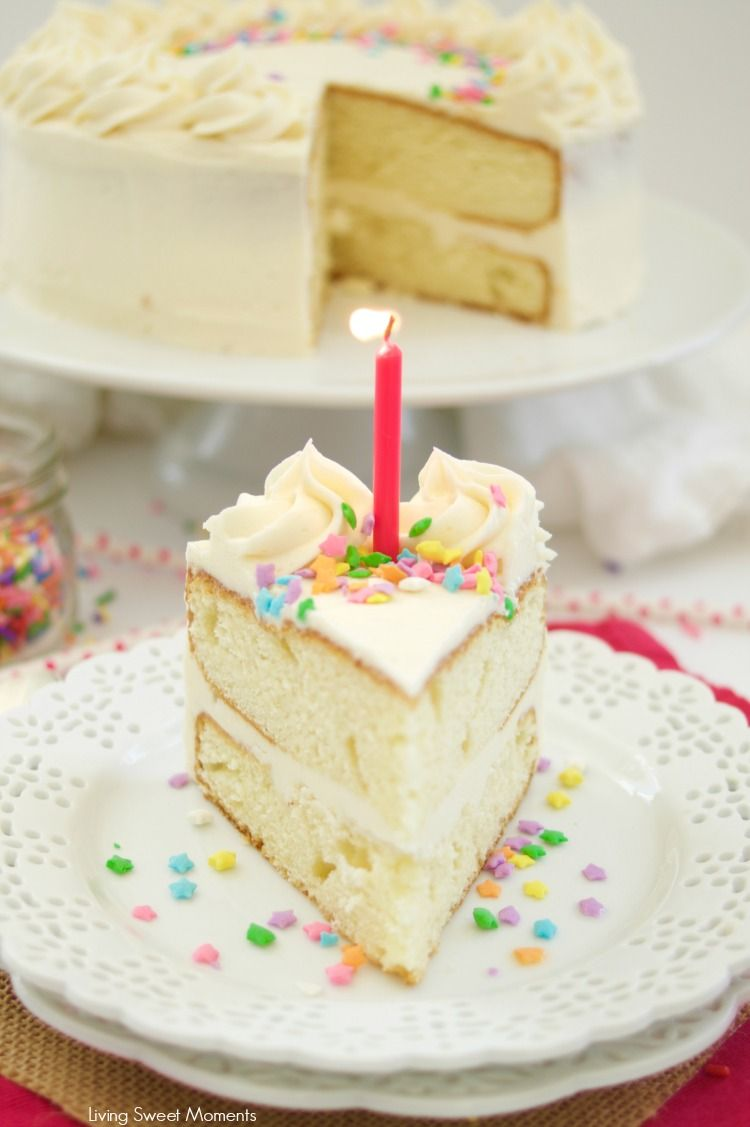 Best Cake Recipes Amazing birthday cakes Icing recipe and Vanilla