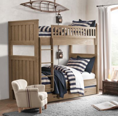 Best Restoration Hardware These Are The Bunk Beds We Have In 640 x 480