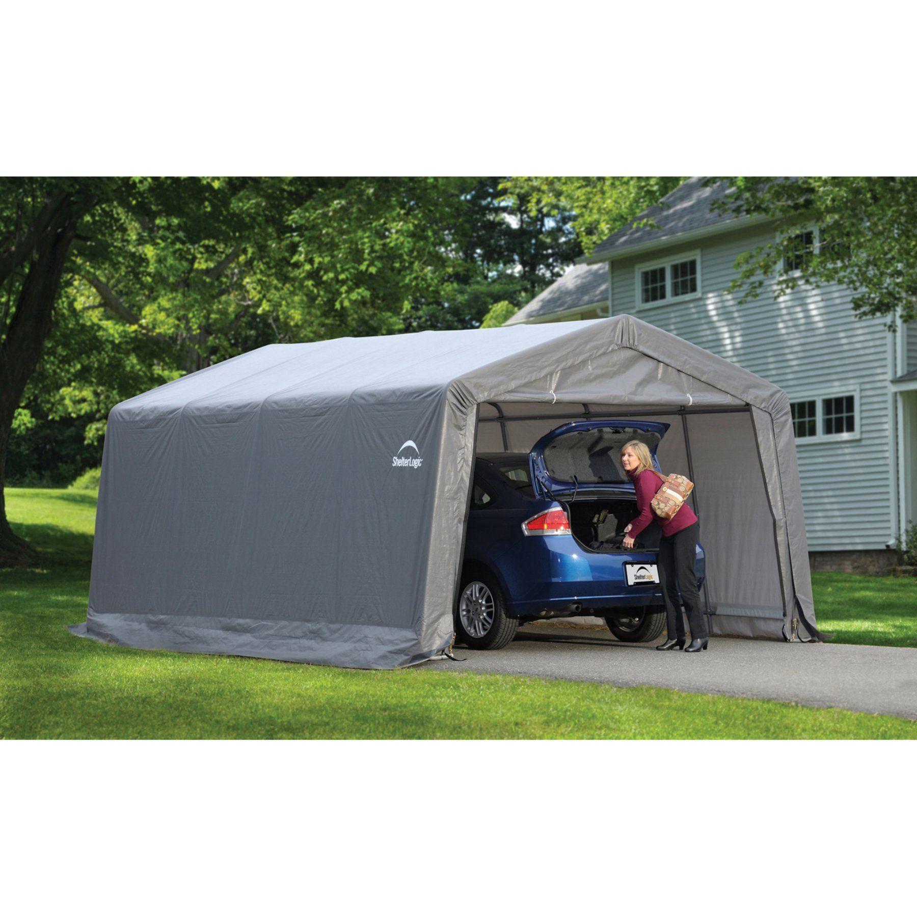 ShelterLogic 12 x 16 Garage in a Box â