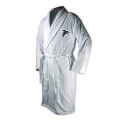 Atlanta Falcons White Heavy Weight Bath Robe