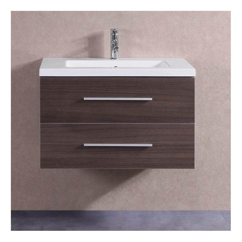 Picture Gallery Website A wall hung bathroom vanity is the space saving solution with style Ideal for