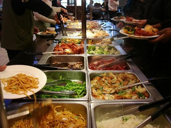 Delivery From Great Wall Will Fill You Up Chinese Food Buffet Food Chinese Buffet
