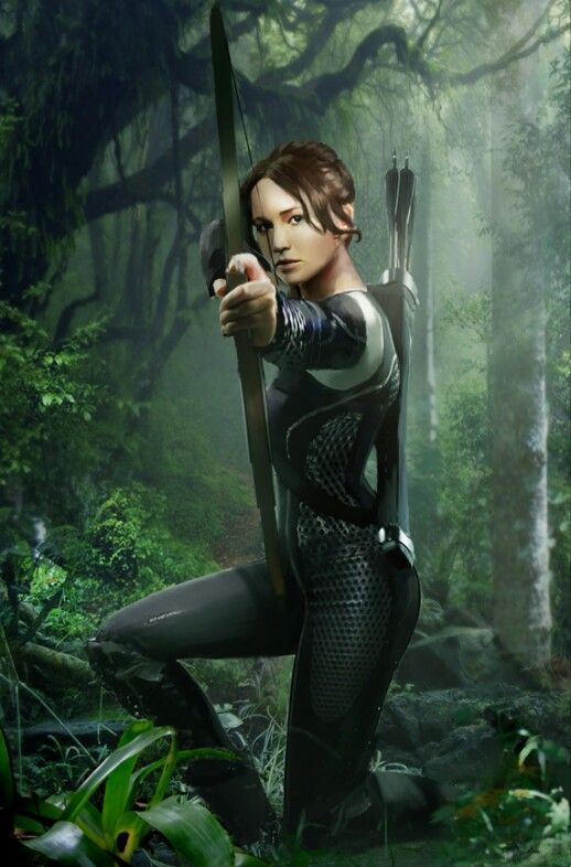 Katniss catching fire (With images) | Hunger games, Hunger ...