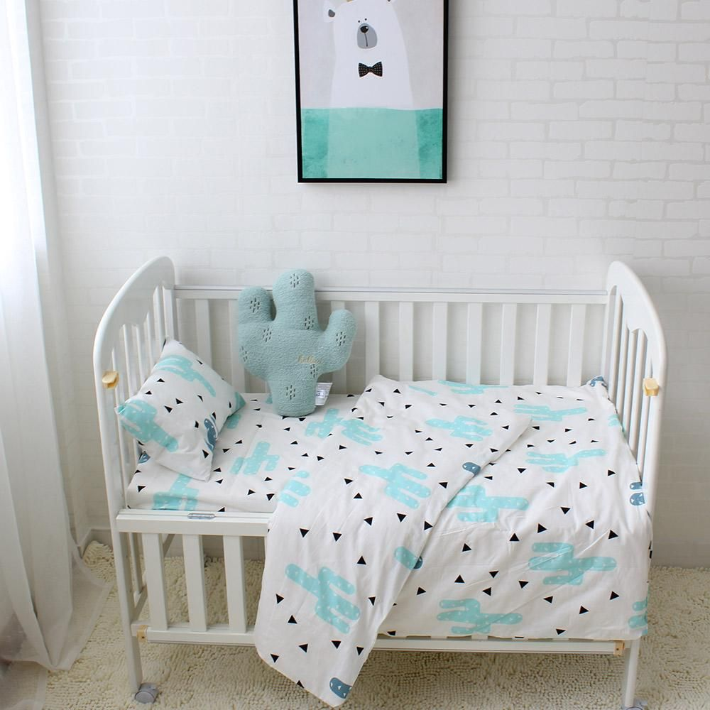 3 Pcs Crib Duvet Sets With Images Baby Bed Baby Bedding Sets