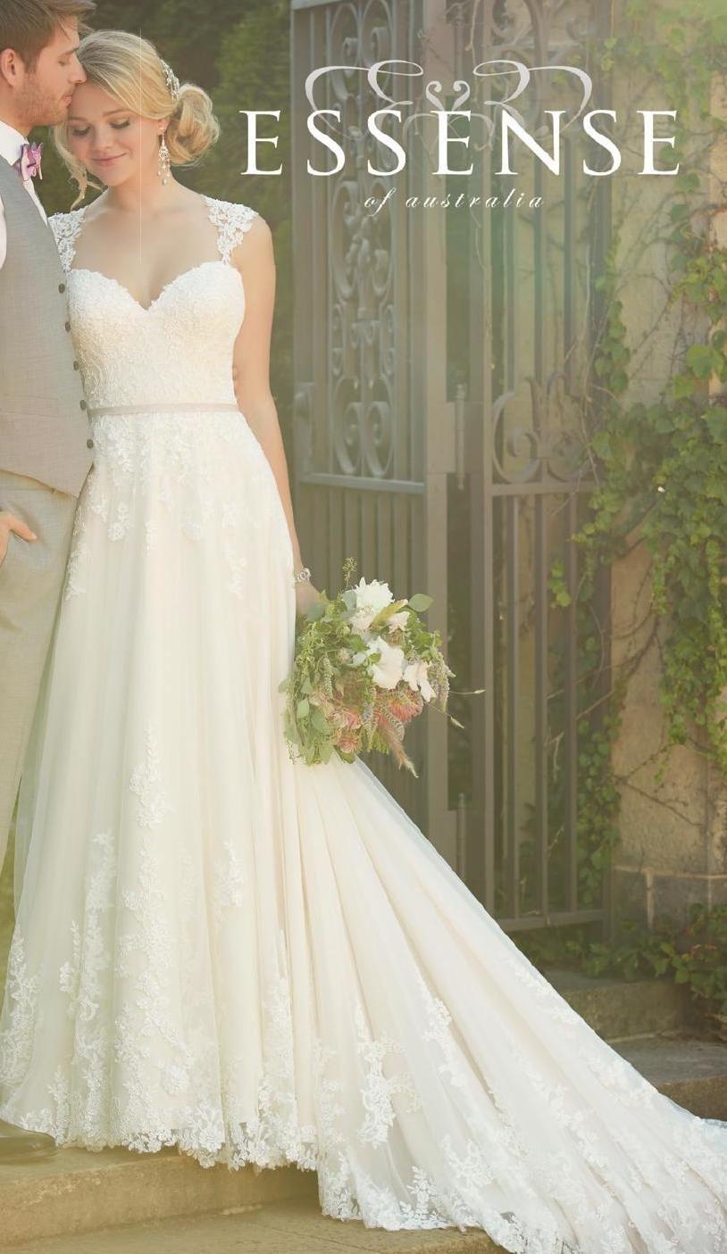 The Knot Spring 2016 Sleeveless wedding dress, Wedding