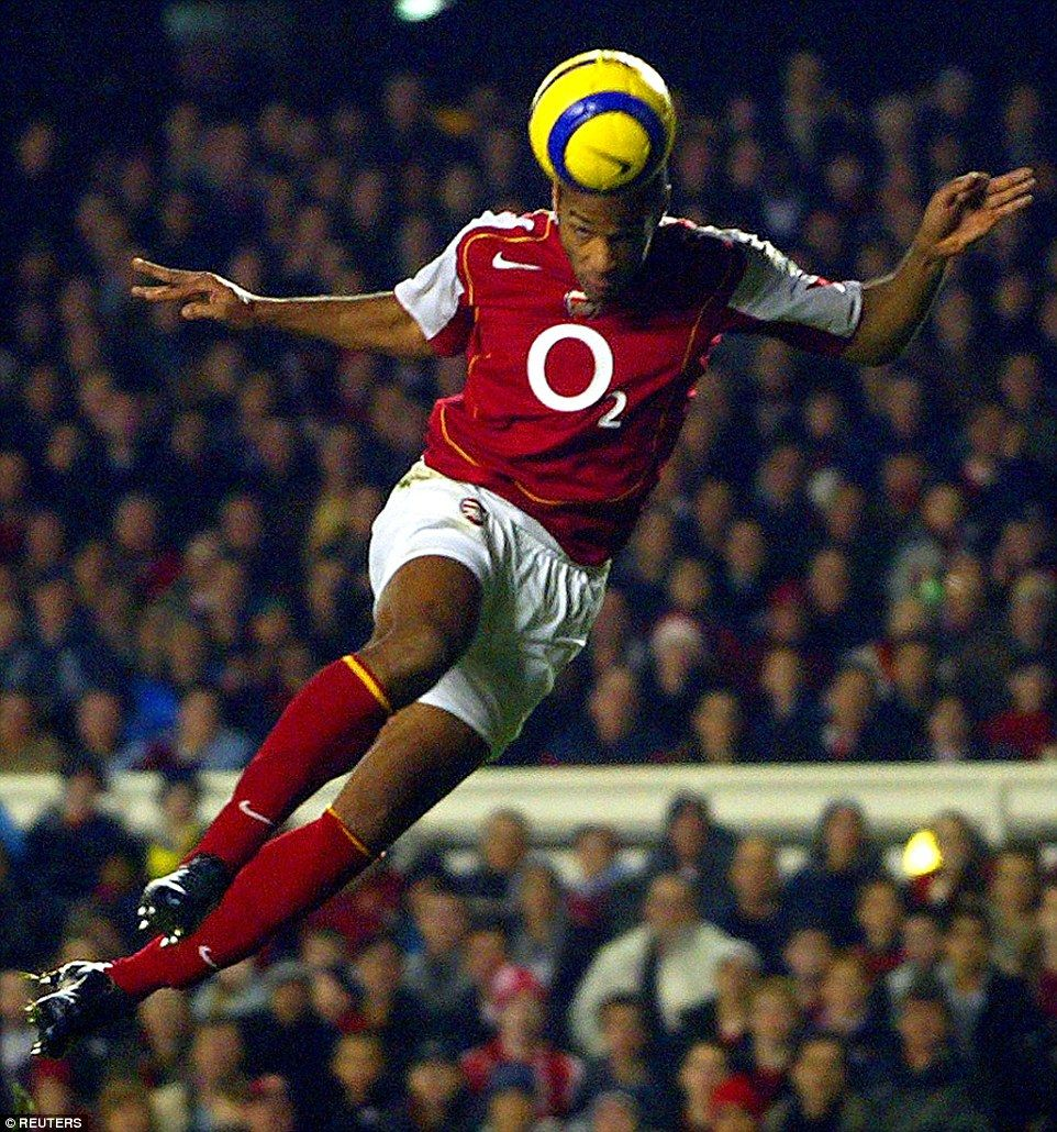 Articles De Bulge Football Taggés Thierry Henry: Thierry Henry Tribute: Frenchman One Of Best To Grace The