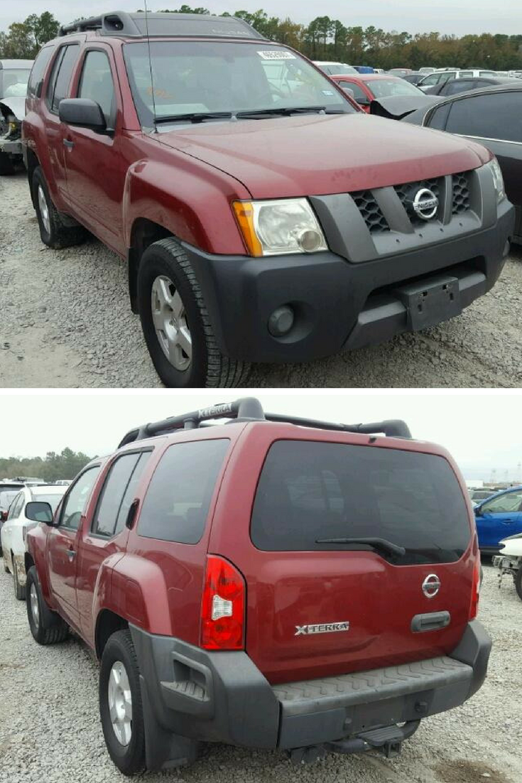 Find new terrain with this 2007 Nissan Xterra Off Road. Up