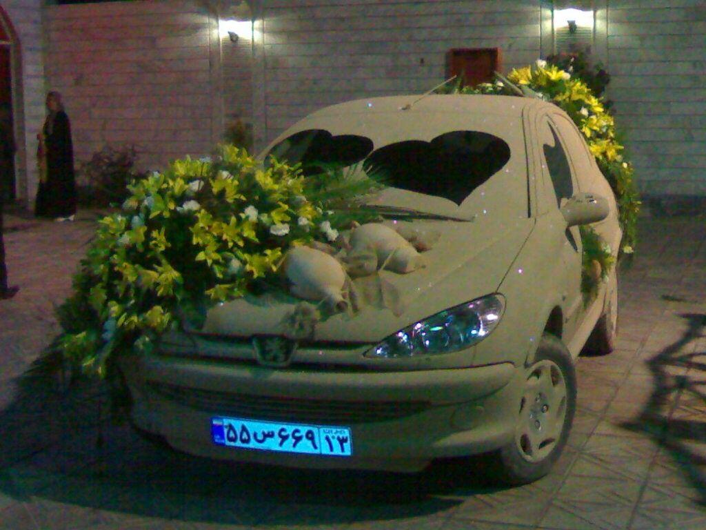 Comely Unique Cheap Wedding Favor Ideas Stenciled Getaway Car