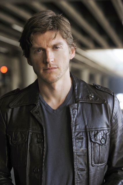Gideon Emery. This man can voice act like no one's business. It doesn't even matter what accent you throw at him; he will conquer it with alarming ease. Listen to some of his audiobooks and you'll be hard-pressed to not find his ability to be seven people in one conversation anything short of spectacular!