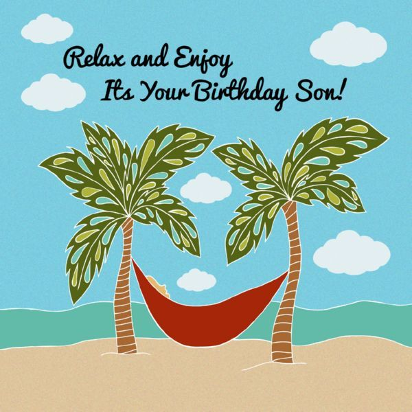 Looking for a birthday wishes for son or happy birthday son cards – 60 Birthday Card Messages