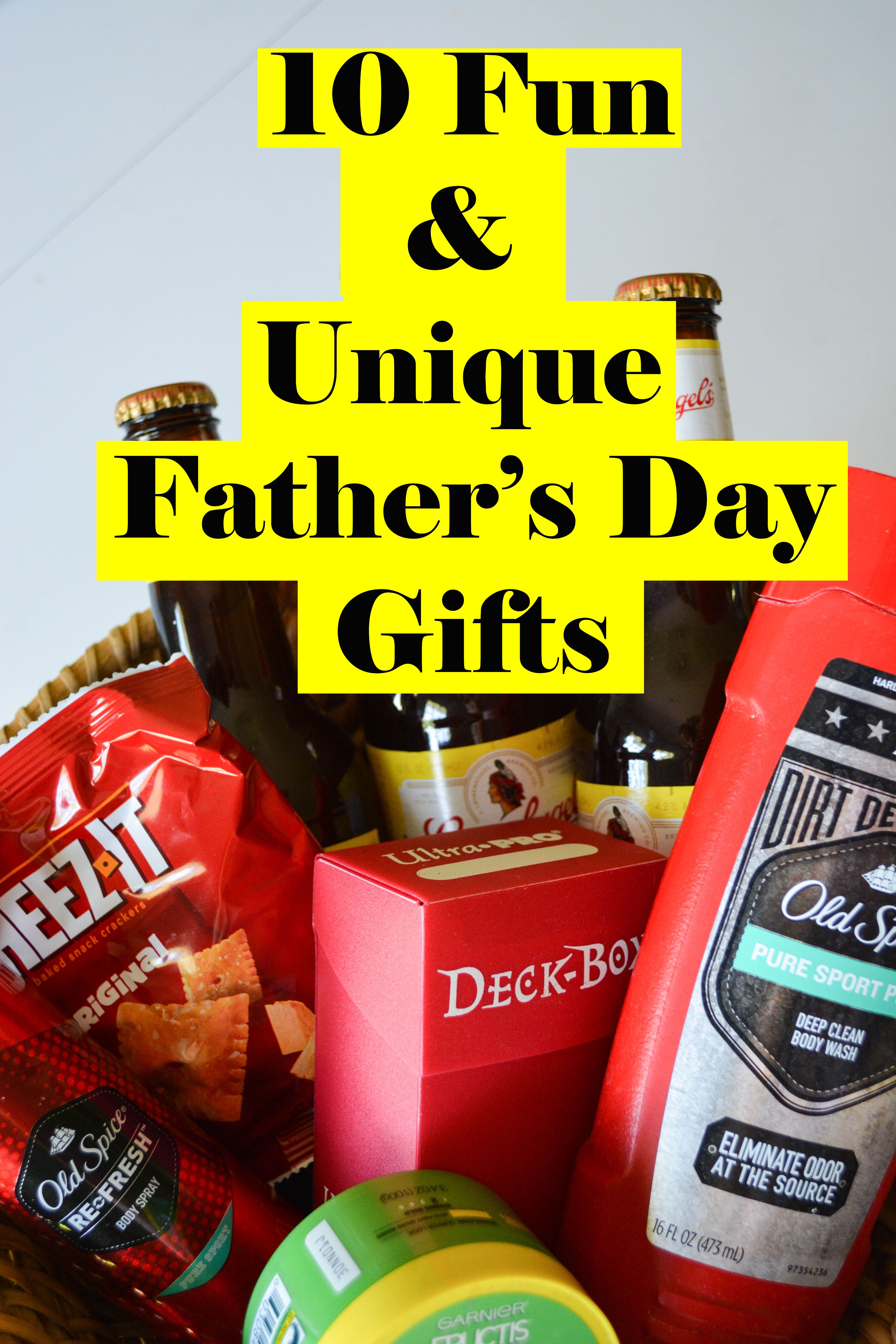 10 fun unique fathers day gift ideas with images