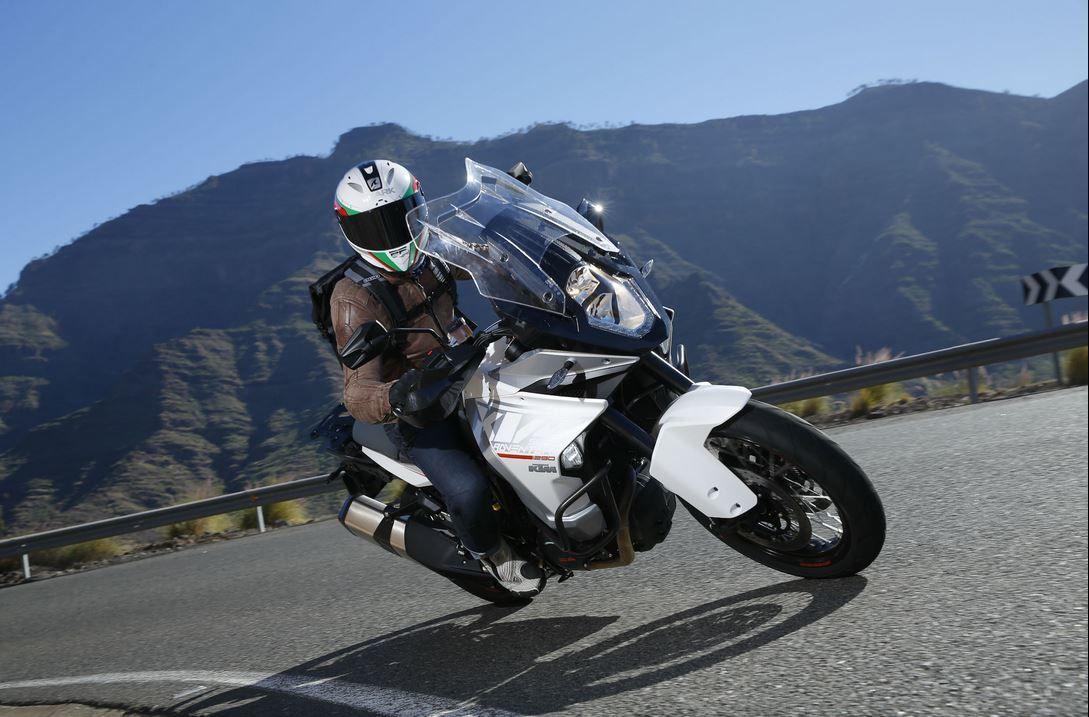 RevYou: First ride, KTM 1290 Super Adventure