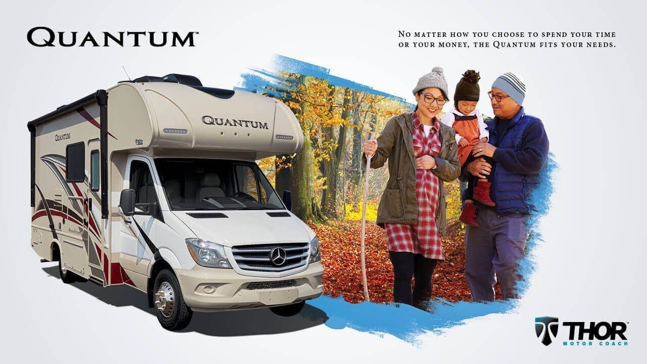 2019 Quantum Sprinter From Thor Motor Coach When You Love To