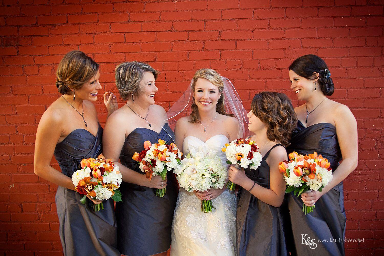 Grey bridesmaids dresses wedding inspiration pinterest grey grey bridesmaids dresses ombrellifo Image collections
