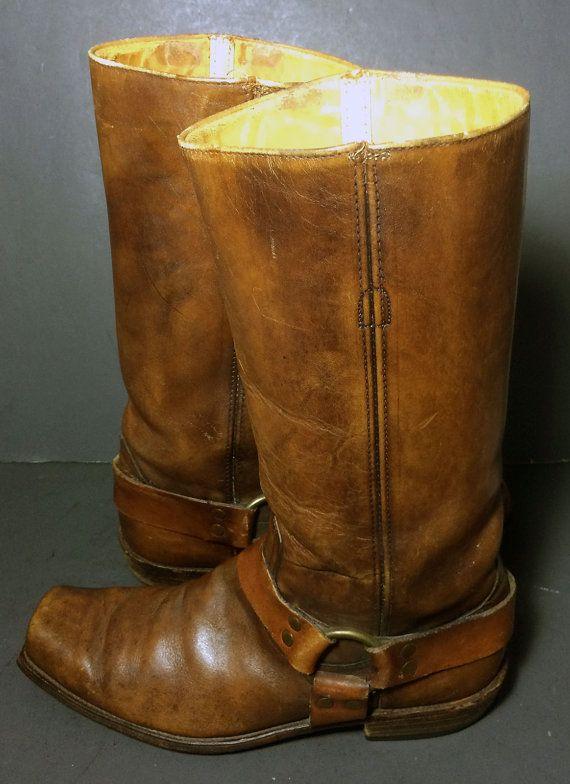 Vintage 70 S Boots