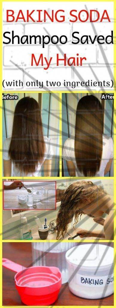Baking soda is an incredibly easy way to clean your hair It sounds shocking but youll see the results the moment you decide to try it