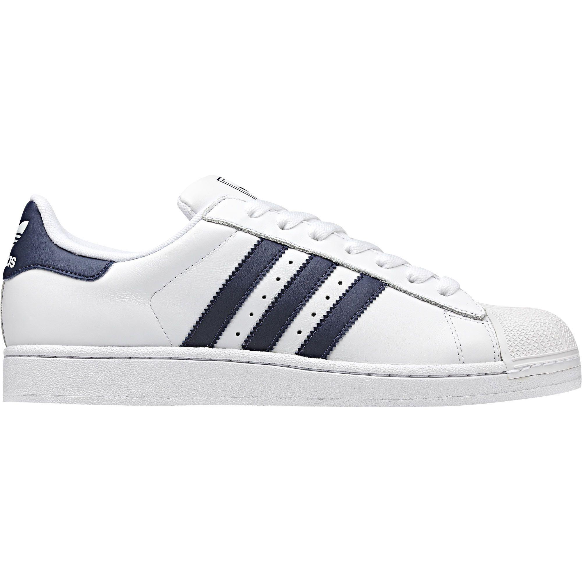 adidas superstar 2 bianco / blu navy adidas incredibile come