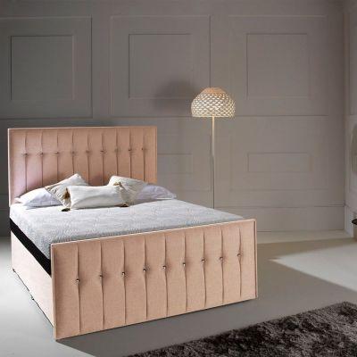 Best Dormeo Octaspring Revive Fabric Divan Bed With 6500 640 x 480