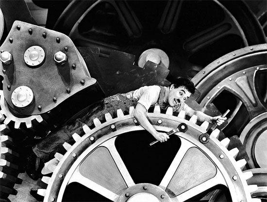 Clássico de Chaplin é exibido com trilha sonora ao vivo