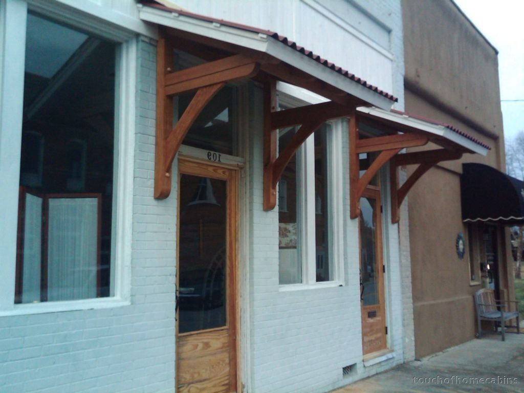 Image result for DIY DOOR AWNING | House front porch ...