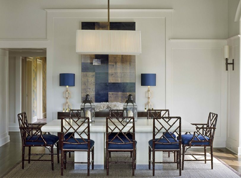 Chippendale Dining Room Prepossessing Dering Hall  La Casa  Pinterest  Hall And Room Review