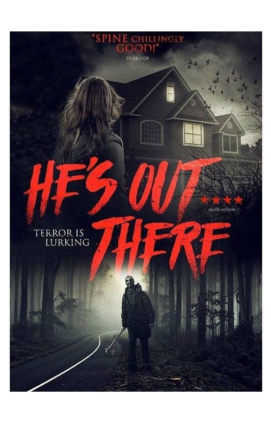 He's Out There Scary films, Full movies, Streaming movies