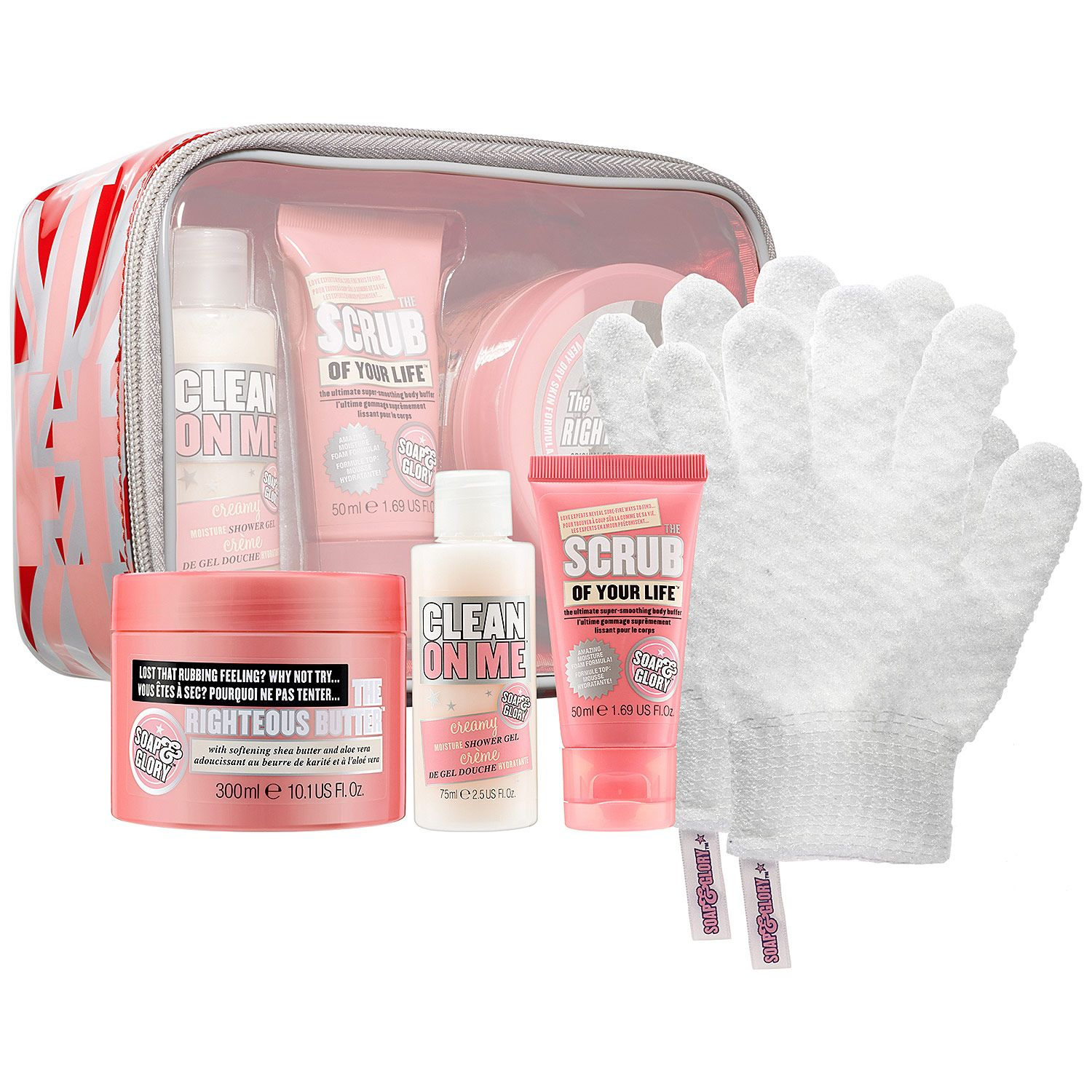 Luxe Beauty Luxe Lotion: New At #Sephora: Soap & Glory Beginner's Luxe Set #bath