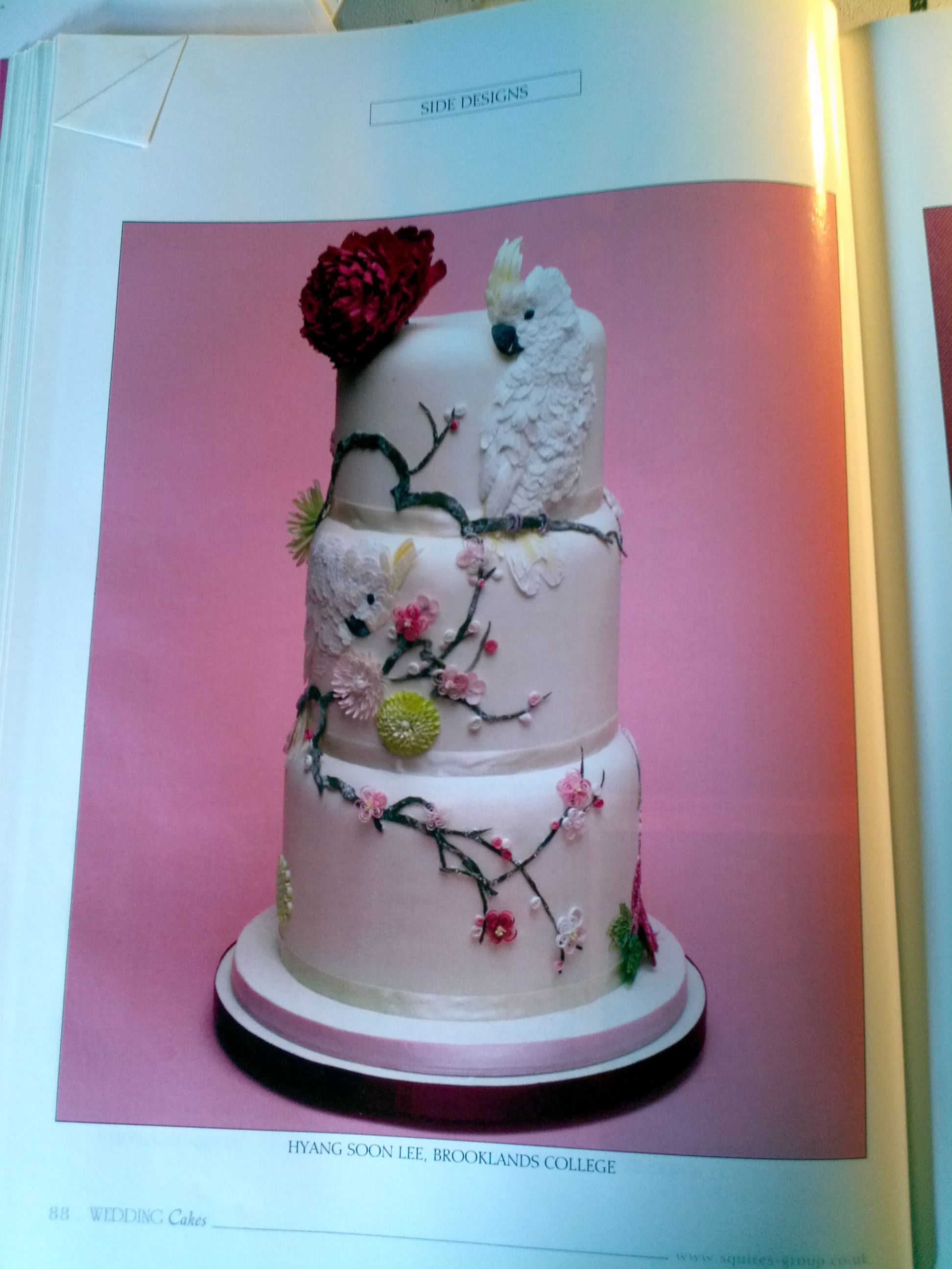 Wow amazing details from wedding cakes a design source issue pg
