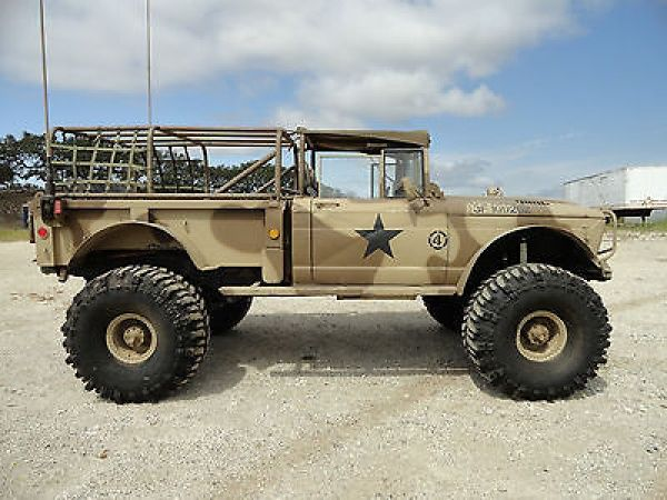 67 Jeep Kaiser M 715 4 By 4 Pinterest Jeep Trucks And Jeep Truck