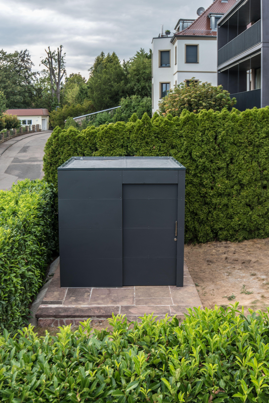 """Designer Gartenhaus """"black box"""" _gart in Heilbronn by"""