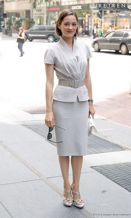 054c1c2a5872a Tailleur robe chic | Women fashion(tailleur-Robes) en 2019 | Robe ...